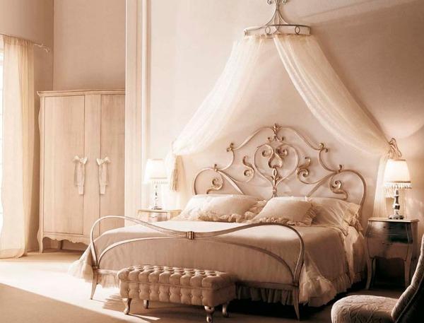 Giường canopy - món nội thất ấn tượng cho phòng ngủ (P.1) 7