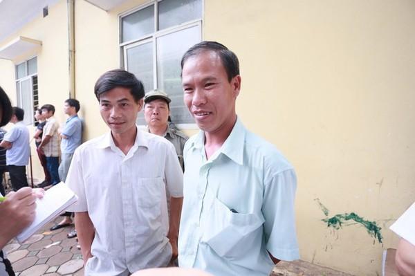 36 người nhà chị Huyền đến dự xử án vụ thẩm mỹ viện Cát Tường 1