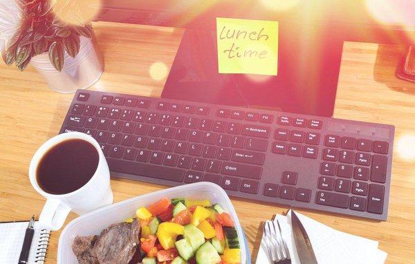 ăn trưa nhanh