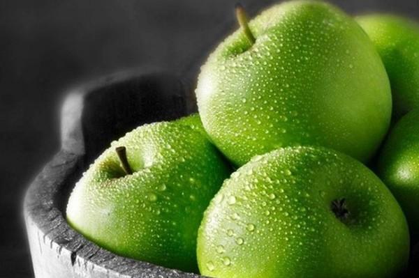 tác dụng của táo xanh1