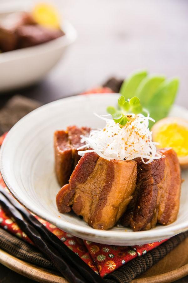 Thịt kho trứng phong cách Nhật mềm thơm tuyệt đỉnh 14