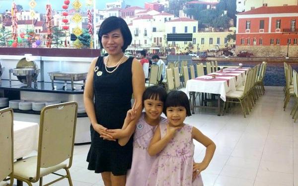 mẹ Việt dạy con