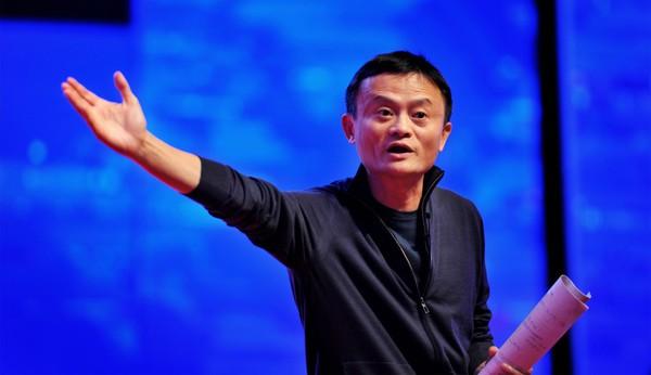 Jack Ma dạy con