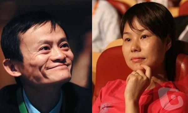 vợ chồng Jack Ma
