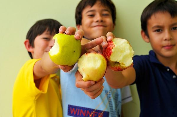6 câu hỏi kinh điển về việc cho con ăn hoa quả 1
