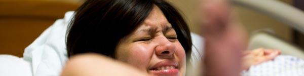 Những lo lắng hài hước của mẹ bầu về đau đẻ 2