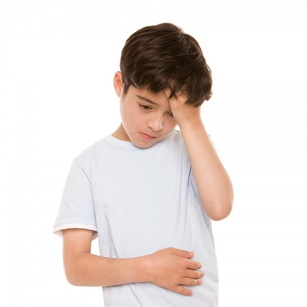 3 dấu hiệu trẻ bị loét dạ dày 1