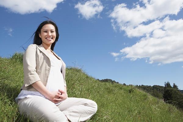 Những lợi ích bất ngờ khi mang thai 2