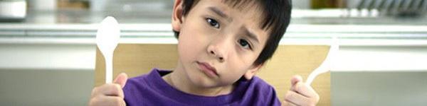 Giúp mẹ khắc phục tình trạng chán ăn ở trẻ 2