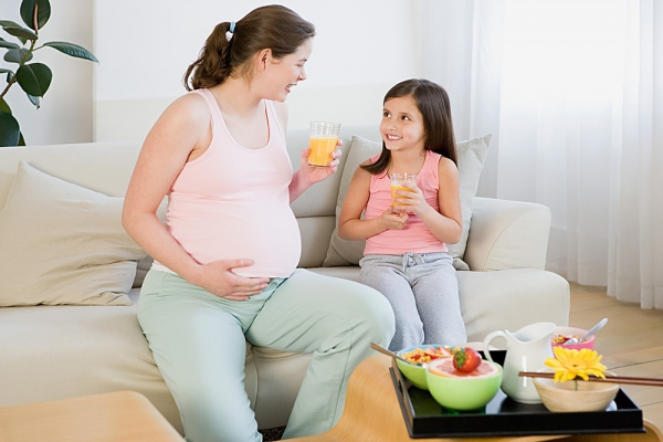 Thực phẩm giúp mẹ bầu giải độc cơ thể 1