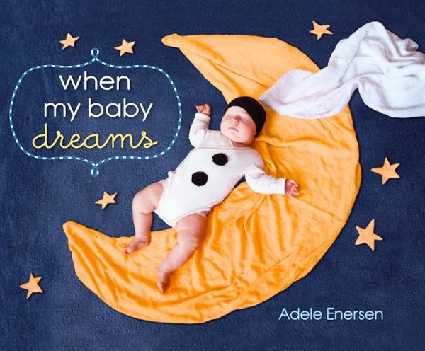 Thêm một bà mẹ biến giấc ngủ của con thành nghệ thuật 1