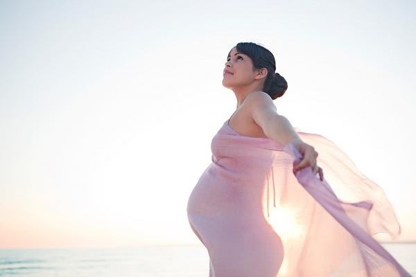 Những thay đổi khiến mẹ bầu xấu hổ khi mang thai 2
