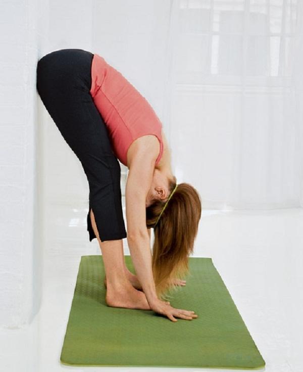 Những động tác giãn cơ tốt cho sức khỏe mẹ bầu 2