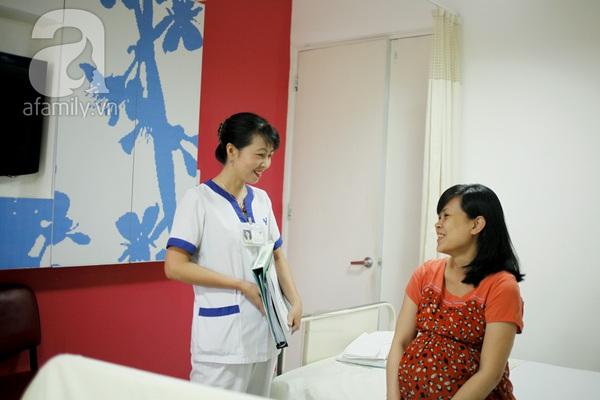 Tận mắt chứng kiến một ca sinh mổ của mẹ Việt 1