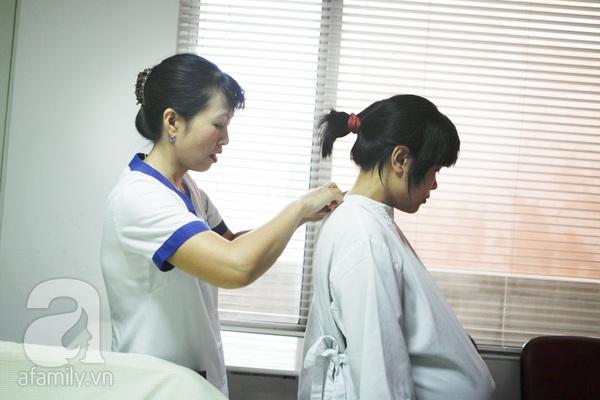 Tận mắt chứng kiến một ca sinh mổ của mẹ Việt 2