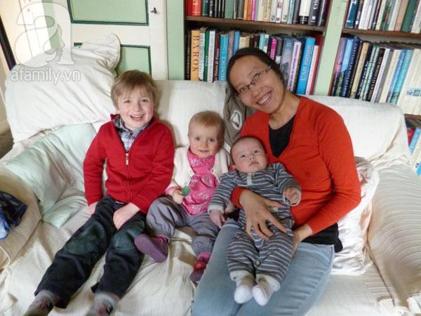 Nghe kể chuyện sinh con và kiêng cữ giữa thủ phủ Châu Âu 3