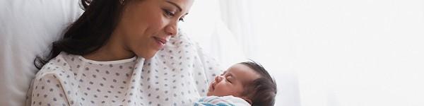 Những thay đổi cơ thể sau sinh các mẹ nên biết 4
