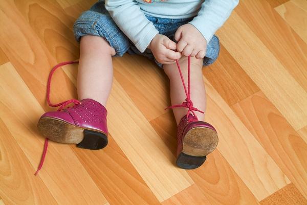 Rèn tính tự lập cho con từ bé không hề khó 2
