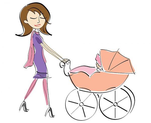 Những điều mẹ cần biết khi cho trẻ sơ sinh đi dạo 2