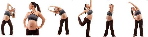 6 lợi ích tuyệt vời của việc tập thể dục khi mang thai 3