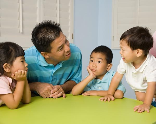 Kết quả hình ảnh cho cách dạy trẻ bướng
