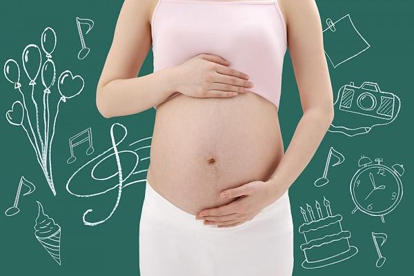 Nguyên nhân khiến thai máy sớm hoặc muộn 2
