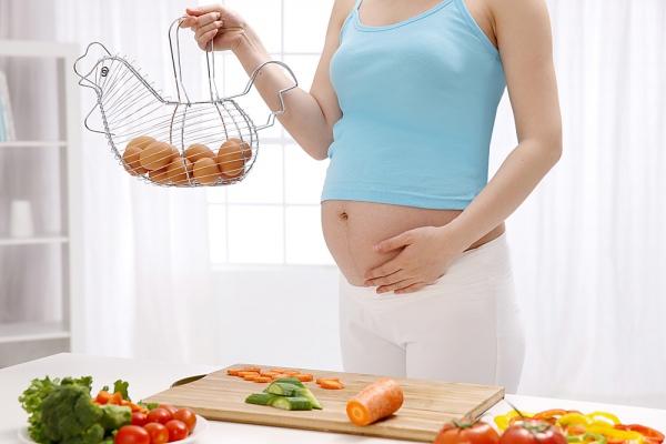 Giúp mẹ bầu tiêu diệt 9 khó chịu nảy sinh cuối thai kỳ 2