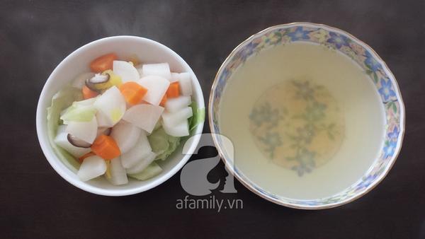 Học cách chế biến ăn dặm kiểu Nhật cực nhàn của mẹ Việt ở Tokyo (P3) 10