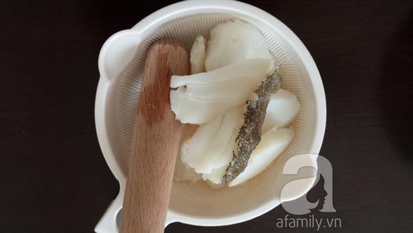 Học cách chế biến ăn dặm kiểu Nhật cực nhàn của mẹ Việt ở Tokyo (P3) 14