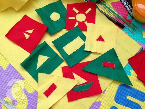 Mẹ Việt ở Nhật hướng dẫn làm đồ chơi phát triển trí tuệ cho con 9