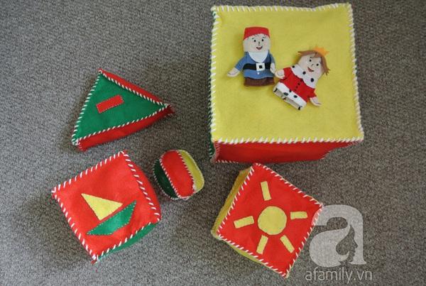 Mẹ Việt ở Nhật hướng dẫn làm đồ chơi phát triển trí tuệ cho con 10