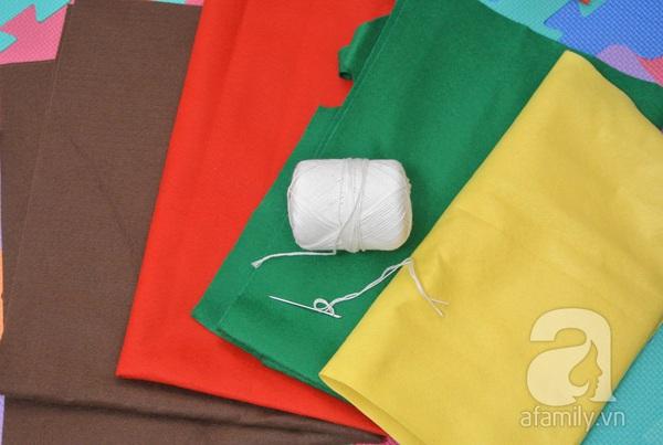 Mẹ Việt ở Nhật hướng dẫn làm đồ chơi phát triển trí tuệ cho con 1