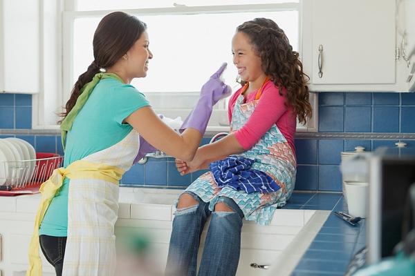 Bà mẹ 5 con chia sẻ kinh nghiệm làm mẹ hết sức quý báu 3
