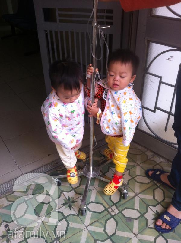 Kinh nghiệm quý báu của bà mẹ có hai con bị tiêu chảy Rota 4