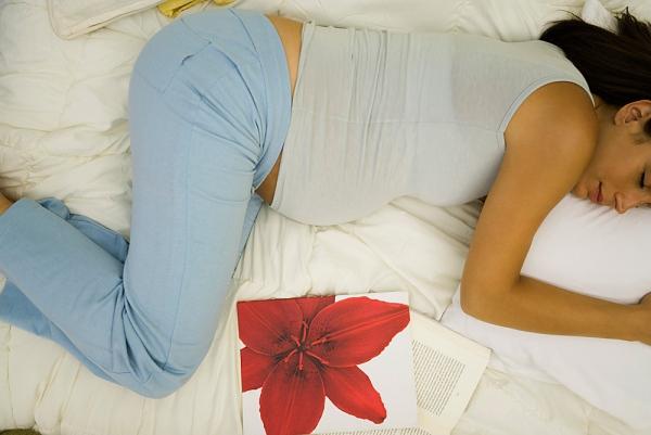 Ngủ ngáy: hiện tượng khiến nhiều mẹ xấu hổ khi mang bầu 1