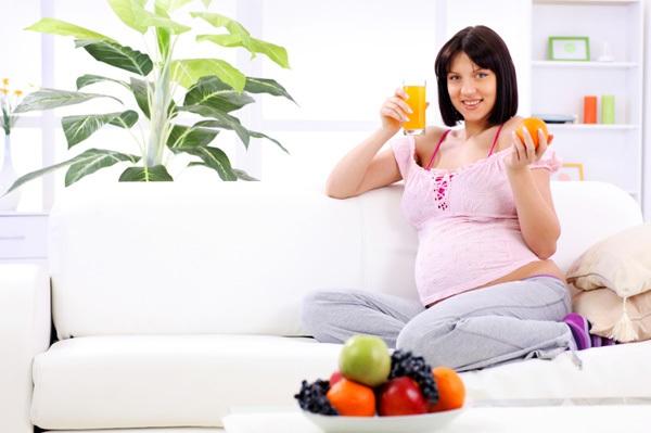 25 mẹo giúp mẹ bầu khỏe mạnh suốt thai kỳ 6