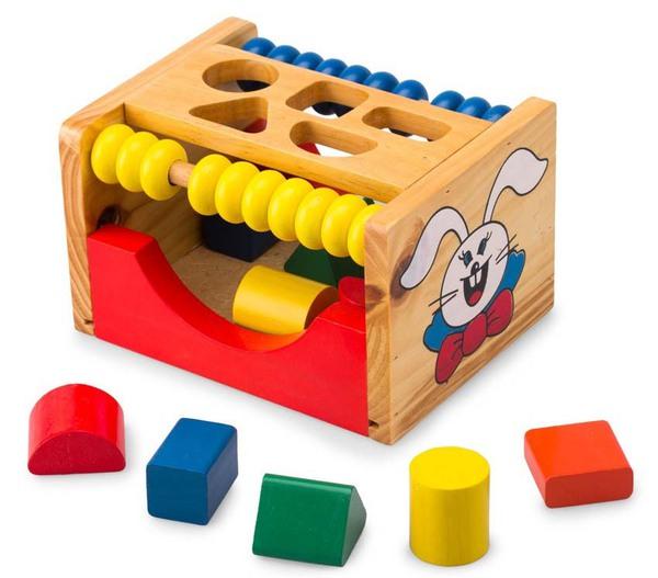 Chọn đồ chơi giúp bé phát triển trong giai đoạn 1-3 tuổi 1