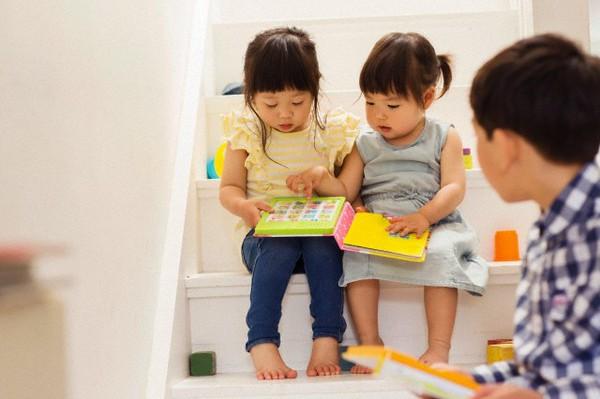 Những cách hay giúp trẻ nhút nhát kết bạn 2