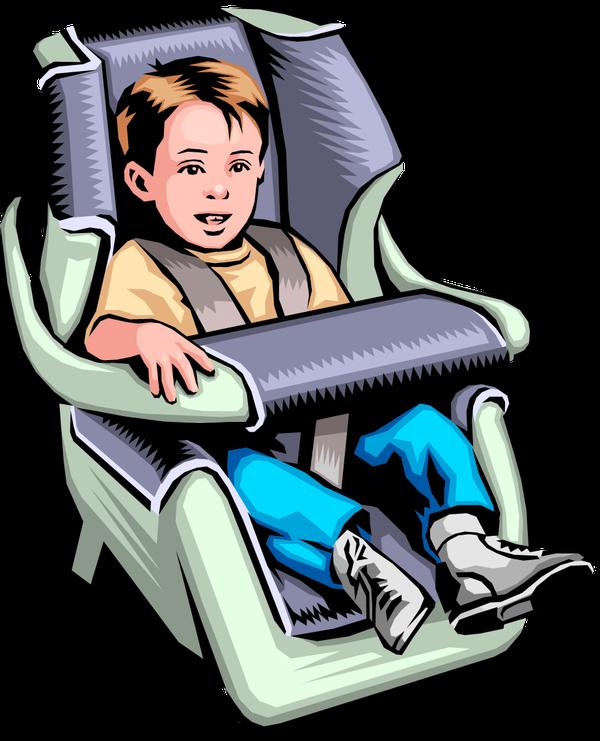 Ngủ trong ghế ngồi ô tô có thể khiến trẻ đột tử 2