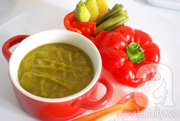 Dạy con biết nhai và tự xúc ăn siêu như mẹ Việt ở Pháp   6