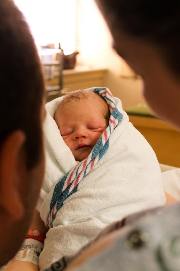 Những khoảnh khắc nên chụp lại cho trẻ sơ sinh 1