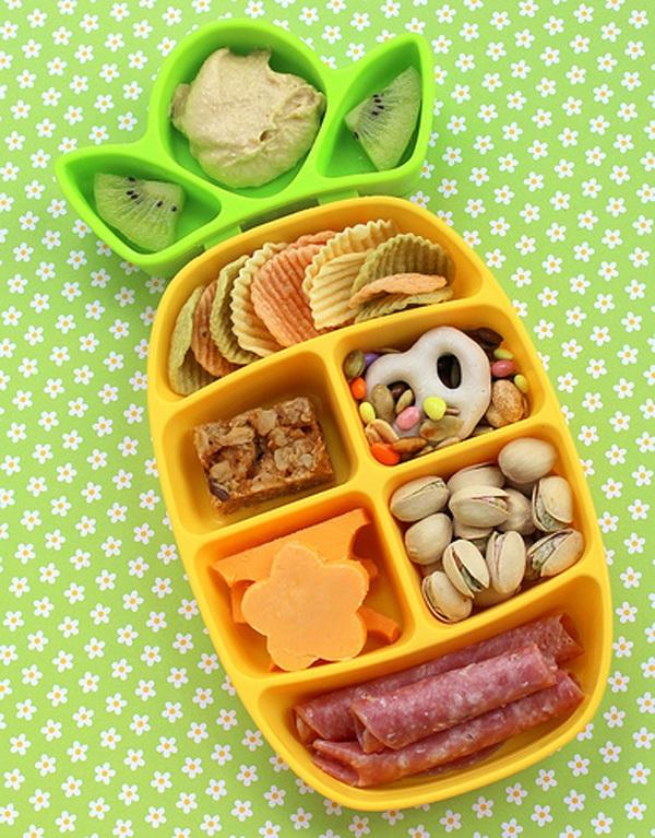 21 ý tưởng trang trí món ăn tuyệt vời cho bé 7