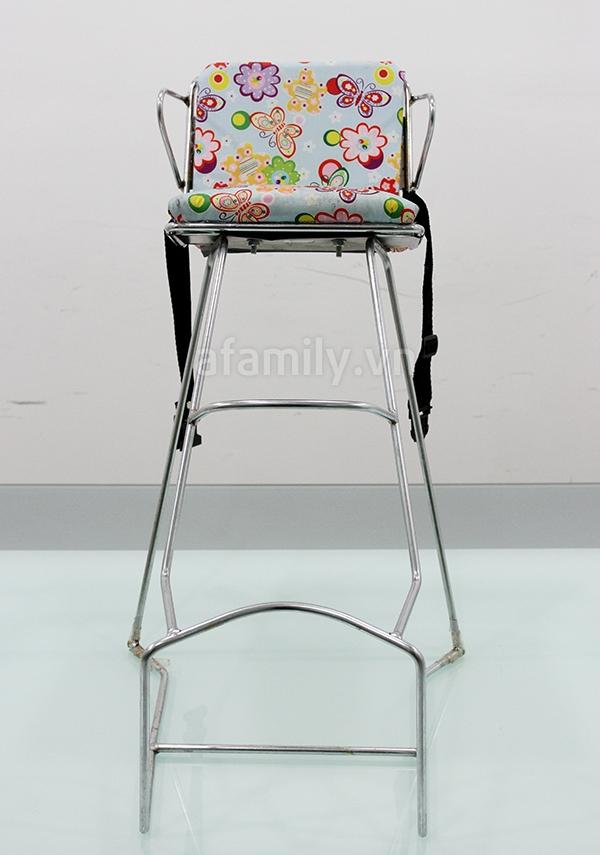 Mách mẹ cách sử dụng các loại ghế cho bé một cách an toàn nhất 2