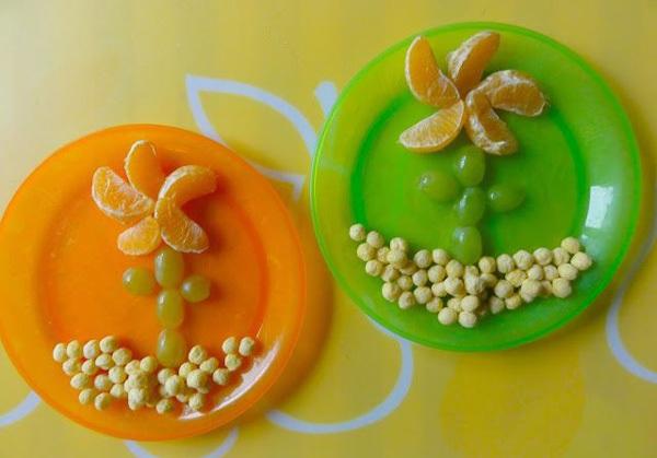 21 ý tưởng trang trí món ăn tuyệt vời cho bé 2