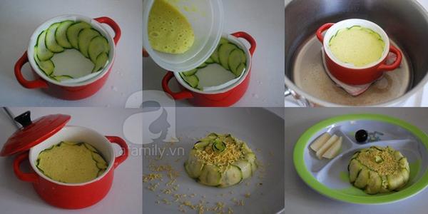 Thực đơn và cách chế biến đồ ăn dặm giai đoạn 7 tháng tuổi 2
