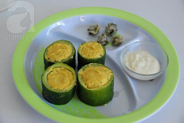 Thực đơn và cách chế biến đồ ăn dặm giai đoạn 7 tháng tuổi 5