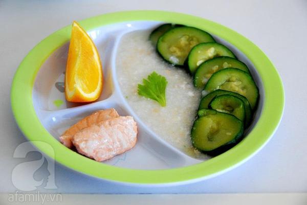 Thực đơn và cách chế biến đồ ăn dặm giai đoạn 7 tháng tuổi 11