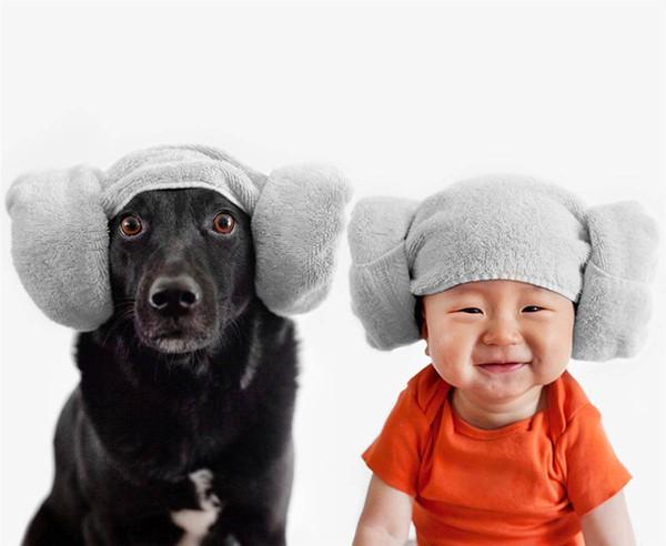 Ngất ngây với chùm ảnh bé và cún cưng mặc đồng phục 5