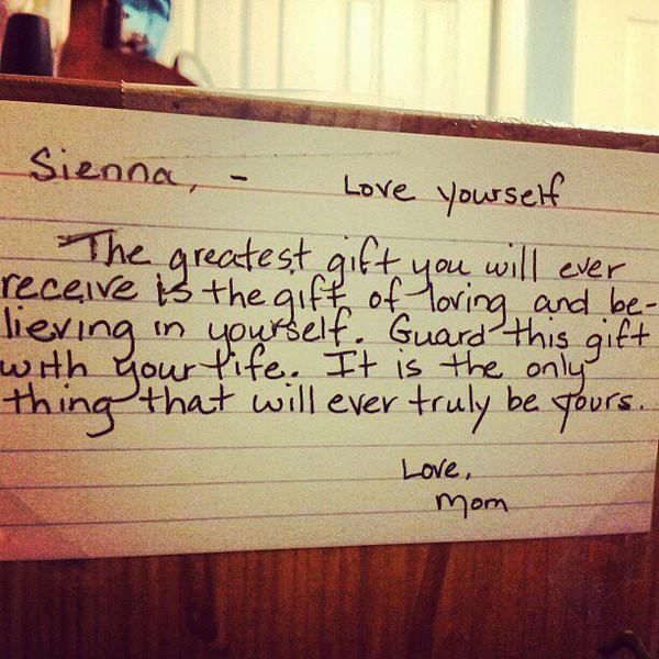 Cách một người mẹ thể hiện tình yêu con qua những tin nhắn 7