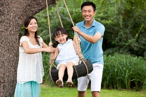 Những điều cha mẹ phải chịu trách nhiệm với con cái 1
